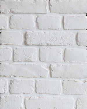 Гипсовая плитка Loft-White